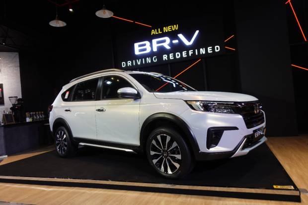 Adu Mesin Honda BR-V Baru dengan XL7, Rush-Terios dan Xpander Cross, Mana yang Paling Tangguh?