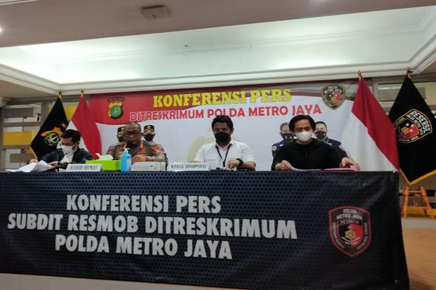 Dua Pekan Polda Metro Ungkap 52 Kasus Pencurian dan Kekerasan, 84 Tersangka Diamankan