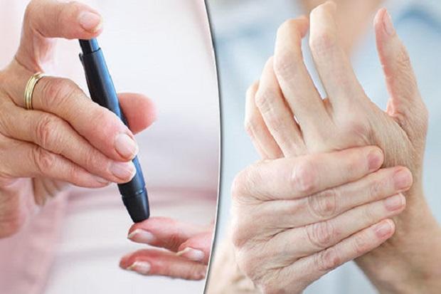 Gejala Diabetes Tipe 2 di Tangan yang Harus Diwaspadai