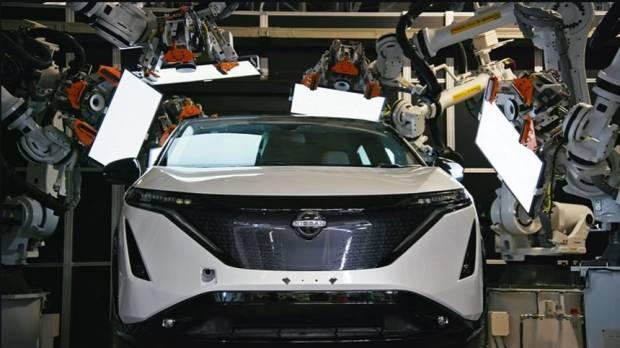 Kiamat Buat Buruh, Nissan Hadirkan Pabrik Pintar Pembuat Mobil 100 Persen Robot