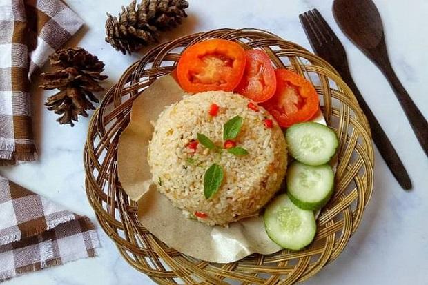 Resep Nasi Goreng Kencur, Menu Rumahan yang Mudah dan Enak