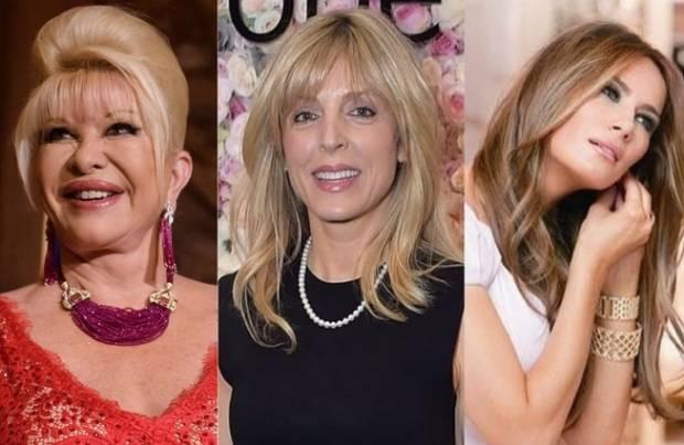 Deretan Wanita yang Pernah dan Masih Jadi Istri Donald Trump, Semuanya Mantan Model