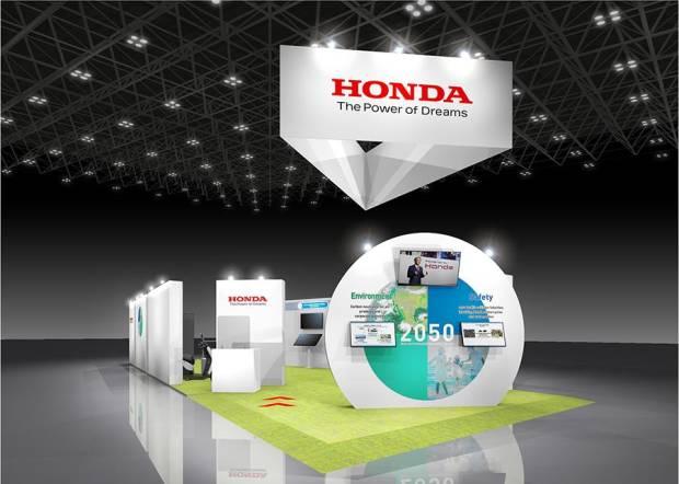 Honda Perkenalkan Inovasi Intelligent Transport Systems