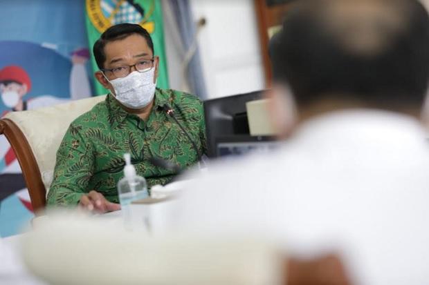 Gubernur Jabar Ridwan Kamil Pindah Kantor ke Bekasi, Ada Apa?