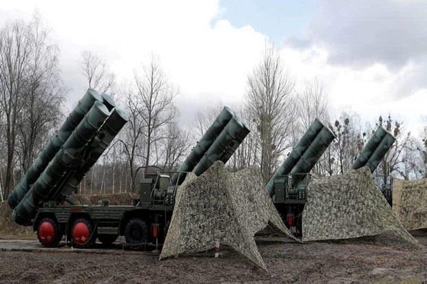 China Kerahkan Sistem Rudal S-400 Rusia di Dekat Ladakh, India Ketir-ketir
