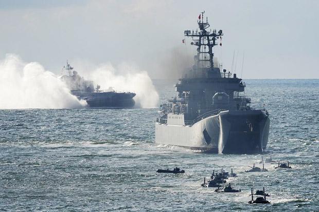 Rusia Pertimbangkan Bentuk Armada Arktik