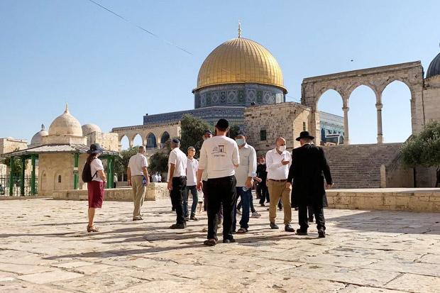 Kepala Gereja Yerusalem Kecam Keputusan Israel Izinkan Yahudi Berdoa di Masjid Al-Aqsa