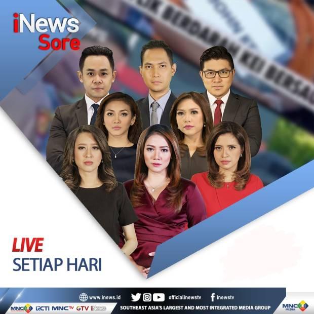 Kasus Prostitusi Menjamur di Jakarta Selatan, Selengkapnya di iNews Sore