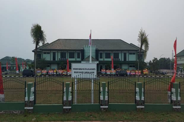 Pangdam Jaya Resmikan Markas Brigkav 1 Limpung Alugoro di Tangsel