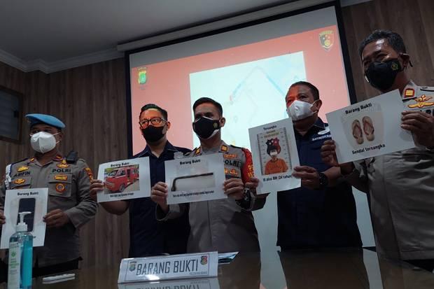 Aniaya dan Rampok Penumpang, Sopir Angkot di Kalideres Diringkus Polisi