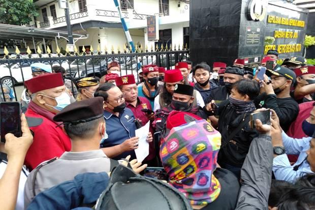 Reaksi Keras Jawara Bekasi Gara-gara Suku Betawi Dihina Oknum Ormas