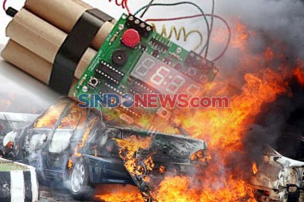 Serangan Bom Tewaskan Kepala Polisi Taliban