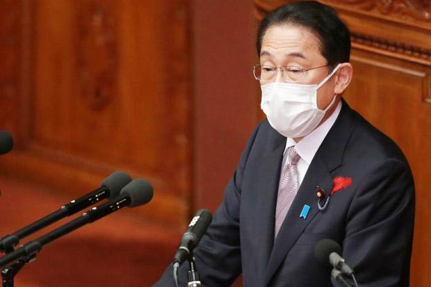 Jelang Pemilu, PM Jepang Fumio Kishida Bubarkan Parlemen