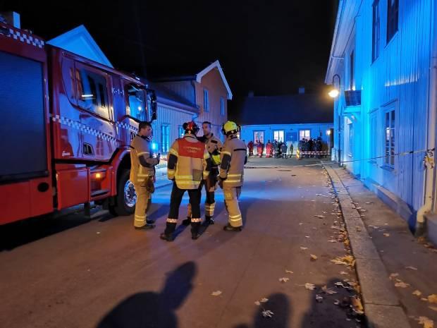 Serangan Busur dan Anak Panah di Norwegia Tewaskan Empat Orang