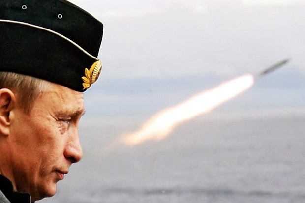 Putin Sebut Rudal Hipersonik Rusia Melesat Mach 20 dan AS Membencinya