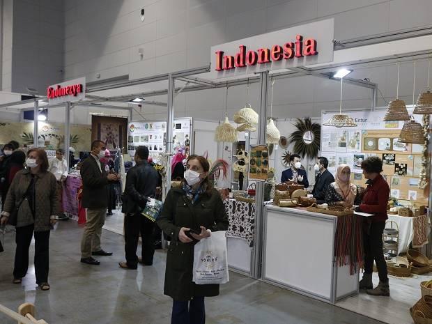 Indonesia sebagai Country Partner dalam Craftistanbul 2021