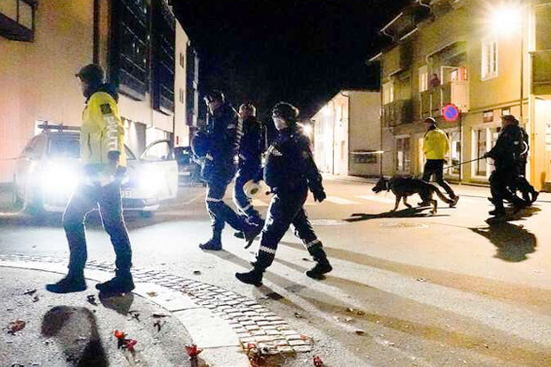 Polisi Norwegia Tetapkan Serangan Panah Maut Sebagai Aksi Teroris