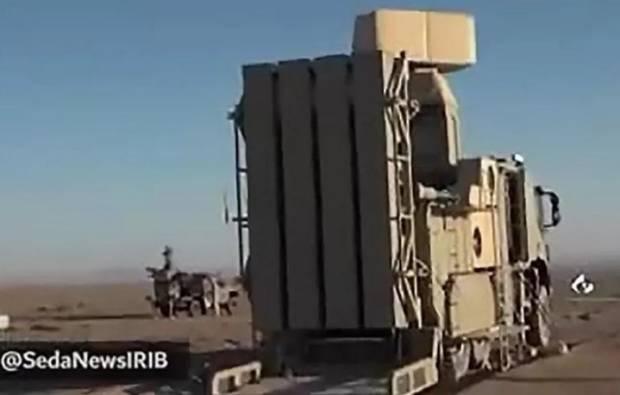 Iran Ungkap Misteri Sistem Rudal Peluncuran Vertikal Berbasis Darat Terbaru