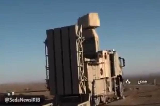 Inilah Sistem Rudal Canggih yang Dijuluki Iron Dome-nya Iran