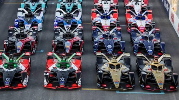 Biar Tidak Kudet, Ini11 Mobil Balap Listrik Formula E yang Bakal Datang ke Jakarta