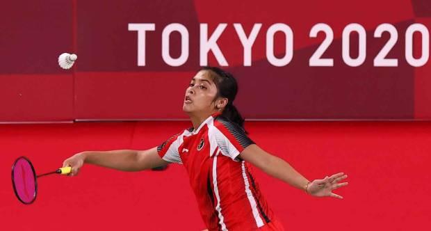 Awal Manis Gregoria Mariska Tunjung di Olimpiade Tokyo 2020