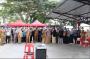 Biro Umum Pemprov Sulbar Buka Pelayanan di Halaman Parkiran