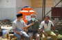 Bantuan Perbaikan Fasilitas di Lokasi Gempa Mamuju Terus Berlanjut