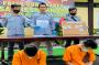 2 Pemuja Barang Haram Dicocok Satresnarkoba Bengkulu Utara Tanpa Perlawanan