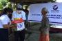Perindo Kabupaten Kupang Bagikan 300 Paket Sembako untuk Warga Terdampak Badai Seroja