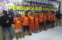 9 Pengedar Sabu di Bandung Dibekuk, 640 Gram Sabu Disita