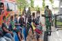 Pekerja Migran yang Mudik Jalani Karantina di Rusunawa