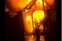 Sedang Buat Kue Lebaran Tiba-tiba Gas Bocor, Sebuah Rumah Nyaris Terbakar