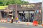Imbau Jangan Mudik, Pos Polisi di Lamongan Dihiasi dengan Godzilla versus Kong