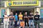 Lawan saat Ditangkap, Pencuri Motor Ditembak Polsek Sukarame Bandarlampung