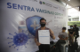 Berkat TikTok, Pria Ini Ikut Sentra Vaksinasi Covid-19 di MNC