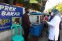 Berikan Bantuan kepada PKL, Menaker: Meski Sedikit tapi Berkah