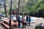 Sempat Viral, Objek Wisata Pineus Tilu Pangalengan Dibongkar Petugas PPKM Gabungan