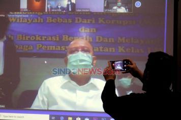 Wali Kota Medan Nonaktif Dzulmi Eldin Dituntut Hukuman 7 Tahun Penjara