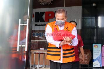 Mantan Kalapas Sukamiskin Deddy Handoko Jalani Pemeriksaan Lanjutan Kasus Suap