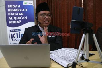 Griya Al Quran Gelar Klinik Tahfidz Online