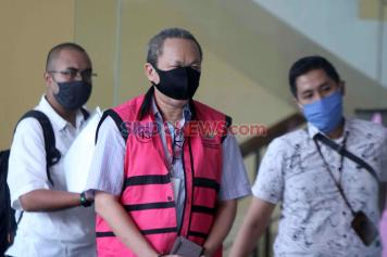 Marciano Herdondrie Herman Kembali Jalani Pemeriksaan di KPK