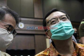 Sidang Kasus Jiwasraya, Hakim Tolak Eksepsi Benny Tjokrosaputro