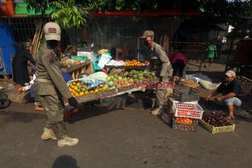 Sembilan Pedagang Positif Covid-19, Pasar Palmerah Ditutup Tiga Hari