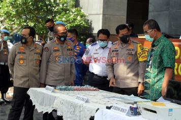 Polda Metro Jaya Bersama Kemenhub Ungkap Sindikat Pemalsu 5.041 Sertifikat Pelaut