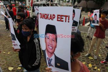 AMUK Riau Desak KPK Periksa Ketua DPRD Riau Indra Gunawan