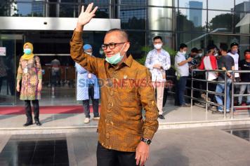 Datangi KPK, Ketua KY Bahas Pertukaran Data Hakim