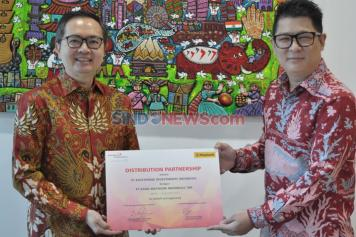 Kerjasama Distribusi Eastspring Investments Indonesia dan Maybank Indonesia