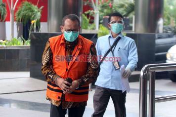 KPK Kembali Periksa Eks Sekretaris MA Nurhadi
