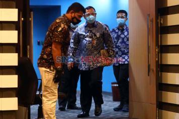 Langgar Kode Etik, Ketua KPK Firli Bahuri Mendapat Sanksi Teguran Tertulis