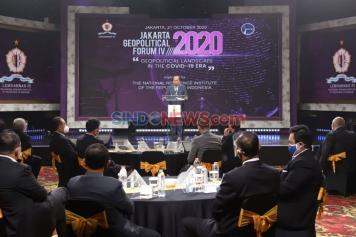 Gubernur Lemhanas Buka Jakarta Geopolitical Forum IV 2020